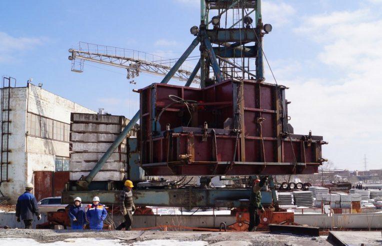 Гексабиты и тетраподы — теперь производит Крымский завод ЖБИ